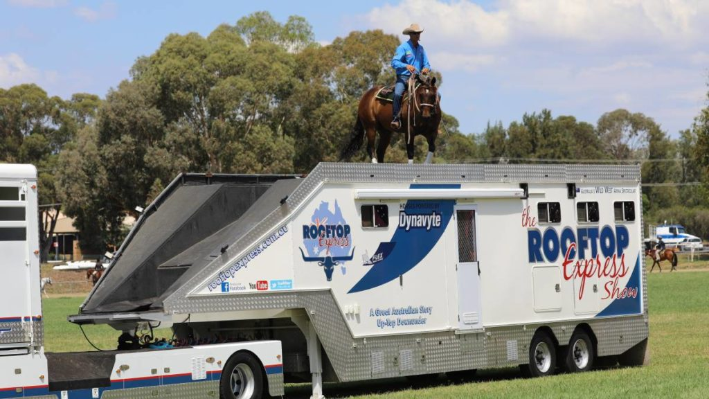 People flock through the gates for 'bumper year' for Mudgee Show